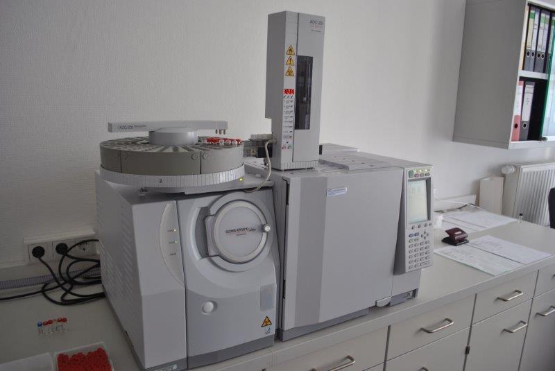 Umweltlabor Erfurt Analysegerät