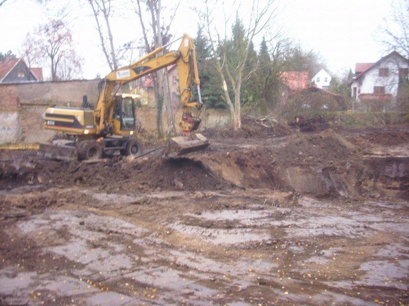 Sanierung ehemaliges Gaswerk Bad Tennstedt